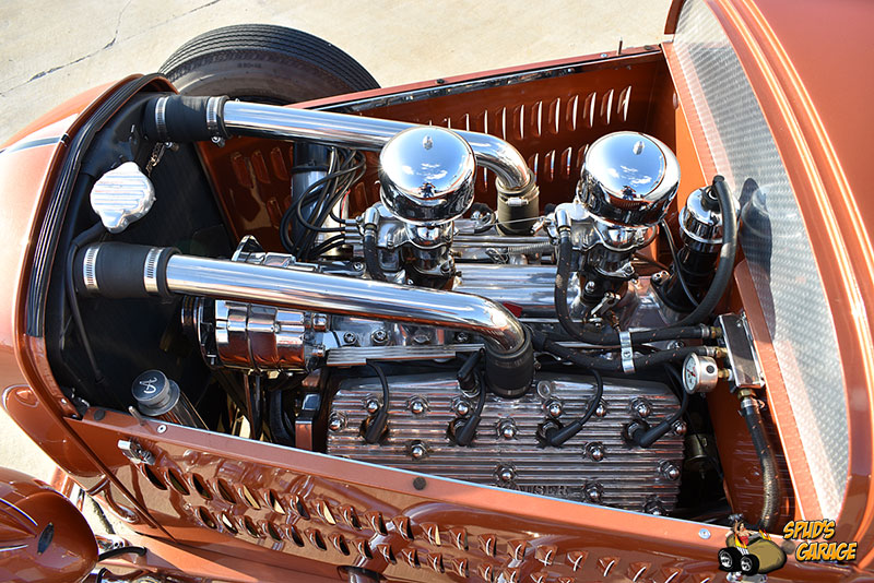 """1929 Ford Model A Roadster """"Lil Pages"""" 020e10"""
