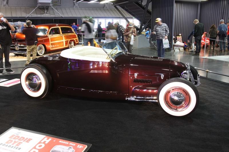 1929 Ford Tub - Eddie dye Roadster - The Ayala Brothers 083sro10