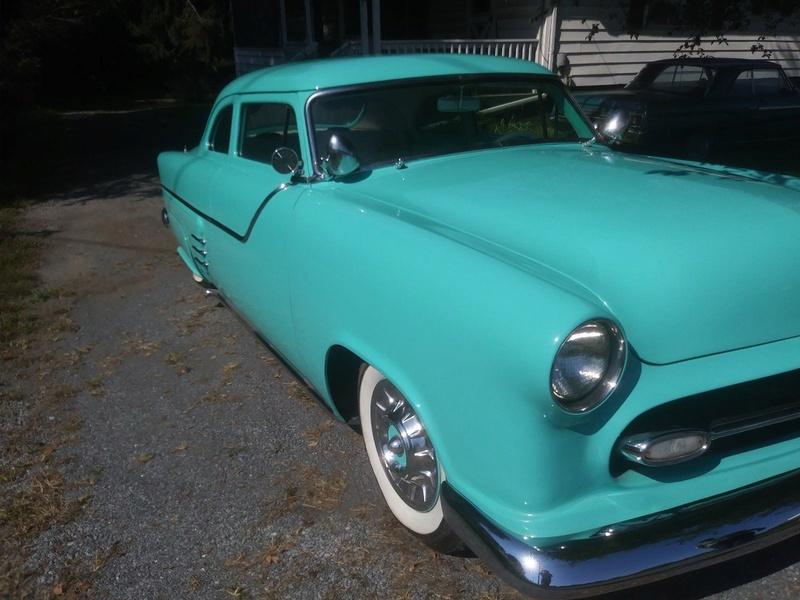 Ford 1952 - 1954 custom & mild custom - Page 11 1223