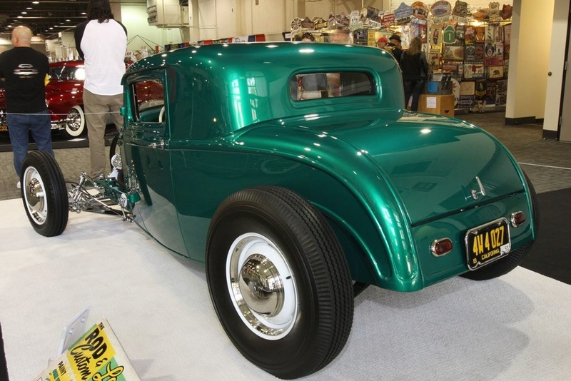 1932 Ford Coupe - Eric Arnette 12593610