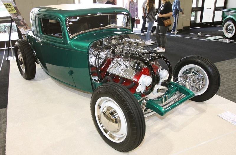 1932 Ford Coupe - Eric Arnette 12640410