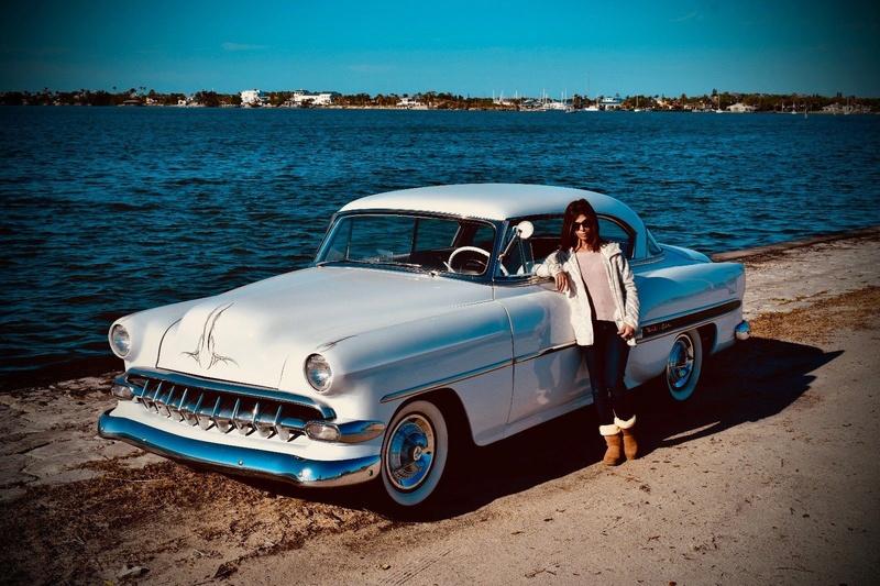 Chevy 1953 - 1954 custom & mild custom galerie - Page 14 127