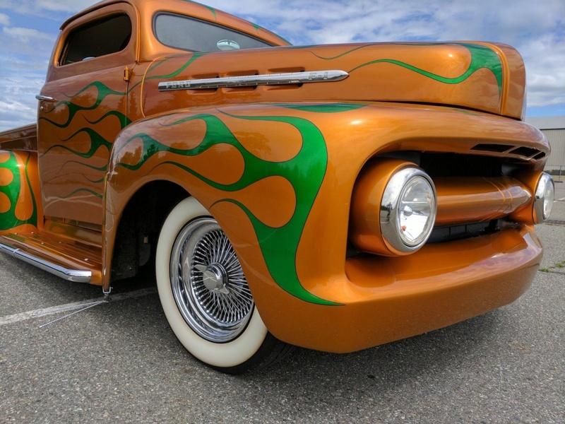 Ford¨Pick up 1948 - 1951 custom & mild custom - Page 2 128