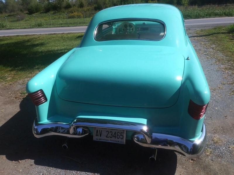 Ford 1952 - 1954 custom & mild custom - Page 11 1321