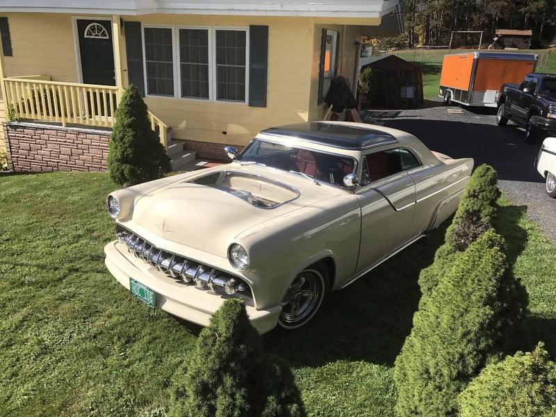 Mercury 1952 - 54 custom & mild custom - Page 5 1411