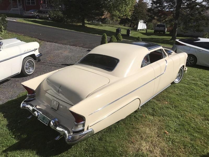 Mercury 1952 - 54 custom & mild custom - Page 5 1611