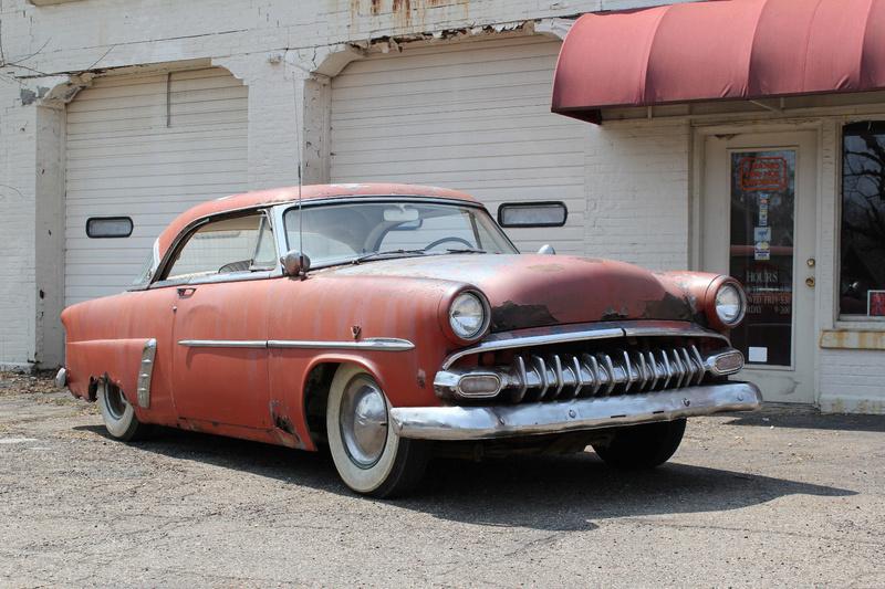 Ford 1952 - 1954 custom & mild custom - Page 10 1917