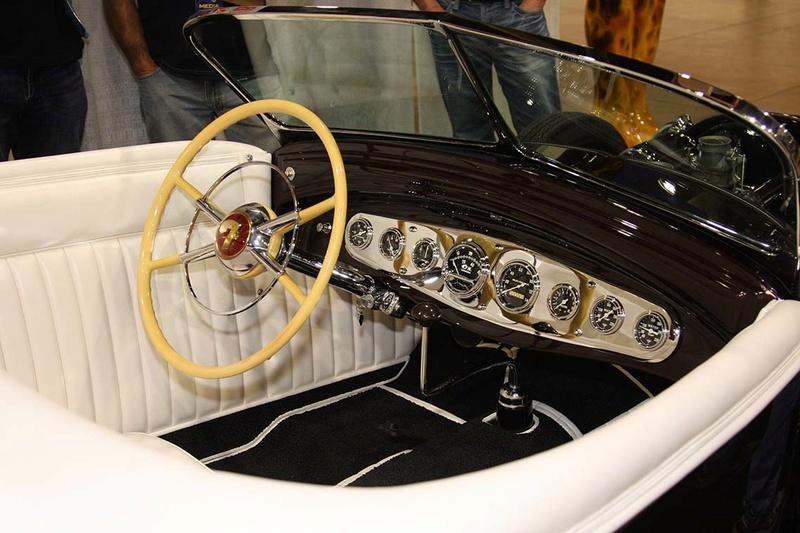 1929 Ford Tub - Eddie dye Roadster - The Ayala Brothers 1929-f10