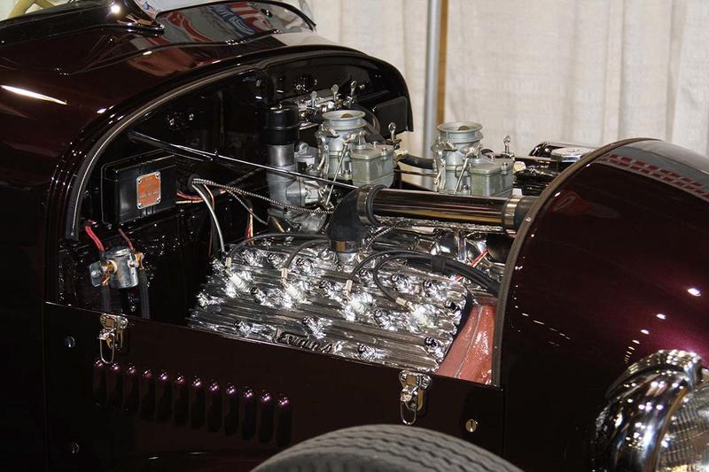 1929 Ford Tub - Eddie dye Roadster - The Ayala Brothers 1929-f11