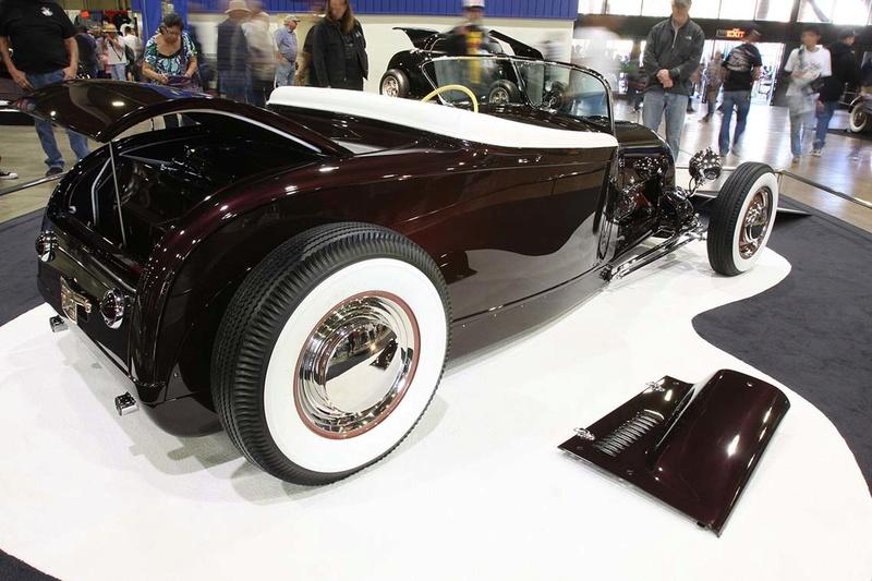 1929 Ford Tub - Eddie dye Roadster - The Ayala Brothers 1929-f13