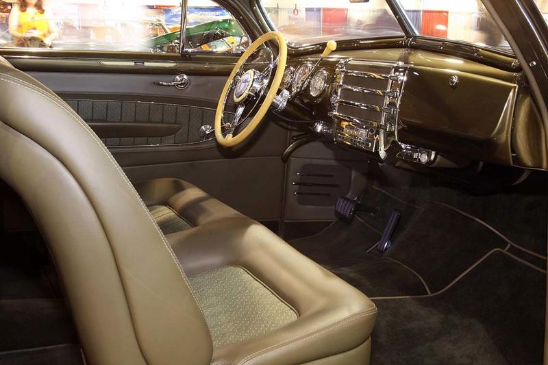 1941 Buick - Dillinger - Clifford Mattis - Lucky 7 Customs 1941-b12