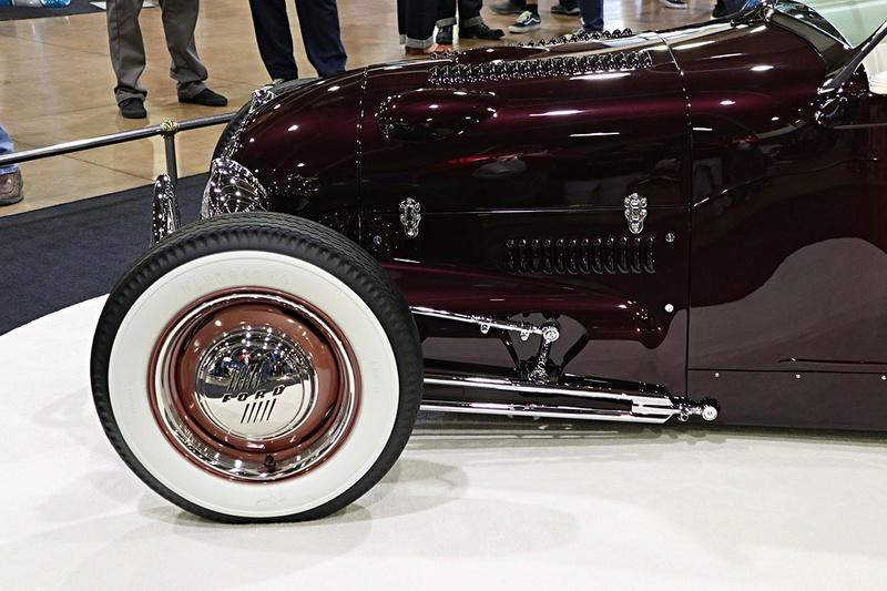 1929 Ford Tub - Eddie dye Roadster - The Ayala Brothers 2018-g14