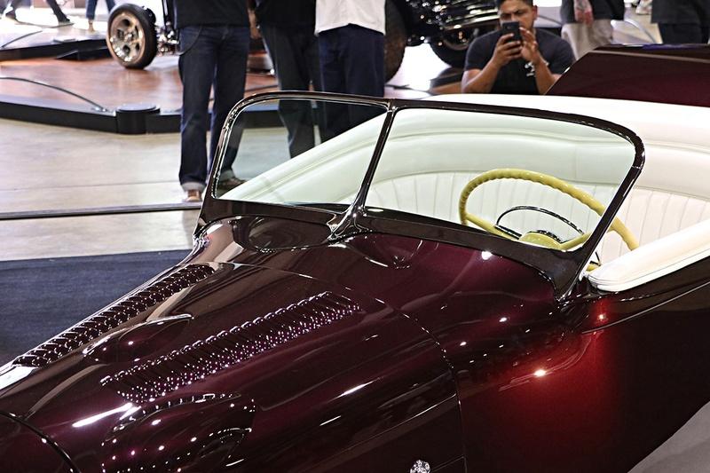 1929 Ford Tub - Eddie dye Roadster - The Ayala Brothers 2018-g17