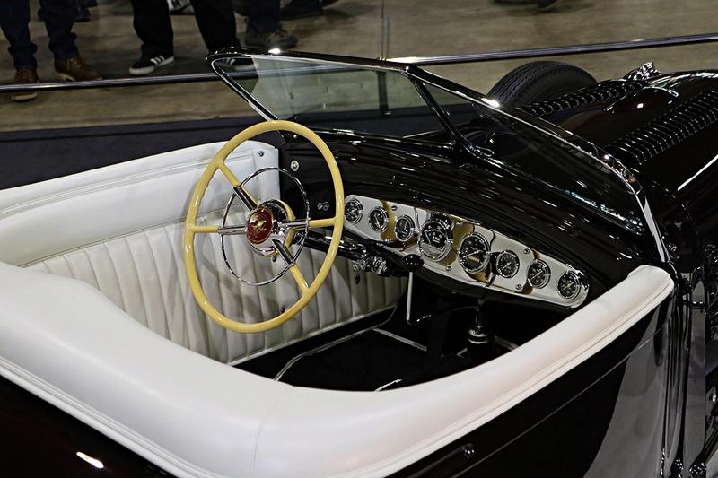 1929 Ford Tub - Eddie dye Roadster - The Ayala Brothers 2018-g21