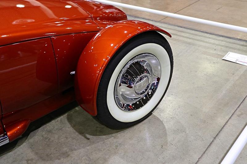 Dan Hostetters - 1927 Ford roadster 2018-g25