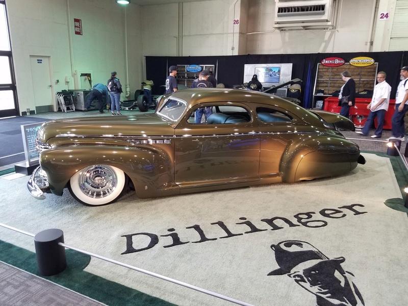 1941 Buick - Dillinger - Clifford Mattis - Lucky 7 Customs 20180124