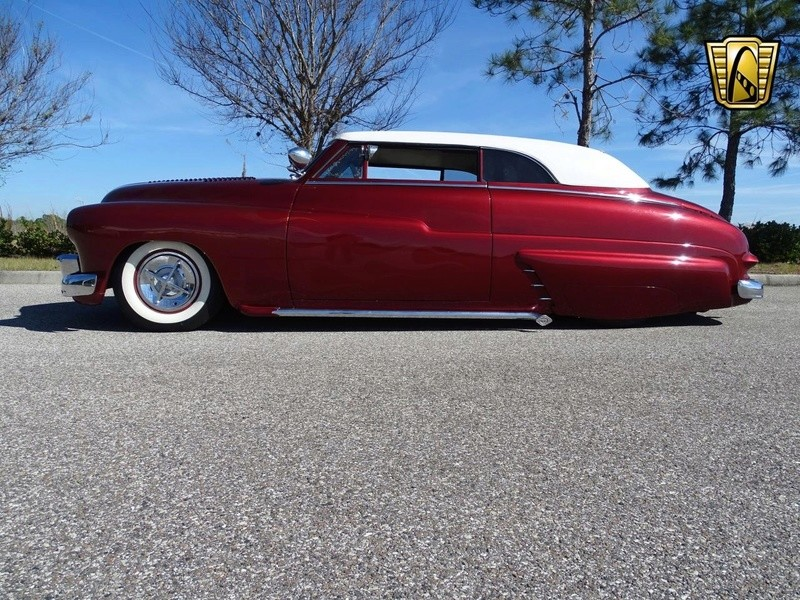 1949 Mercury Custom Convertible - Lost in the fifties 20180313