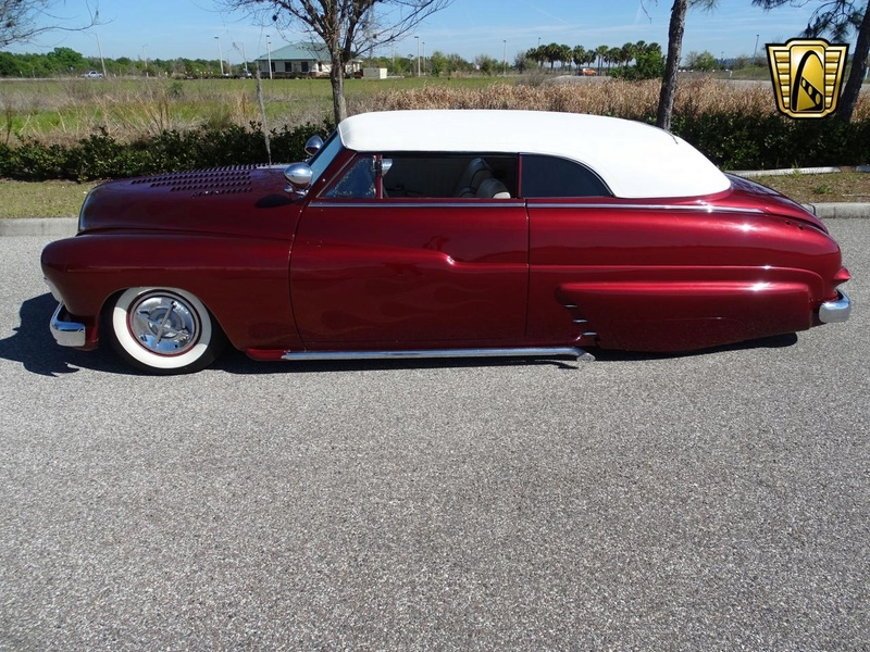 1949 Mercury Custom Convertible - Lost in the fifties 20180314