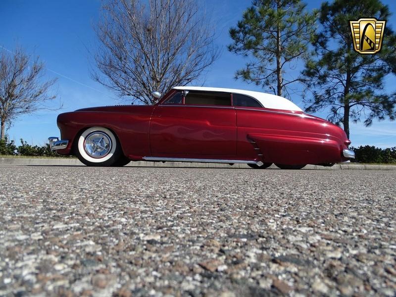 1949 Mercury Custom Convertible - Lost in the fifties 20180316