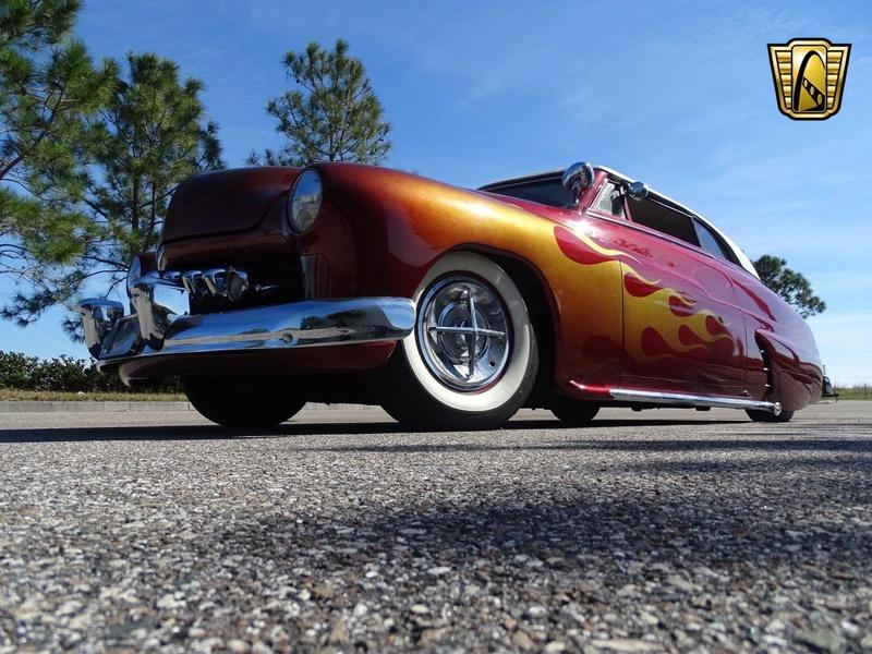 1949 Mercury Custom Convertible - Lost in the fifties 20180318
