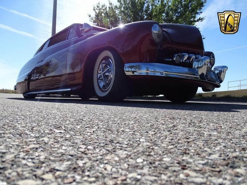 1949 Mercury Custom Convertible - Lost in the fifties 20180324