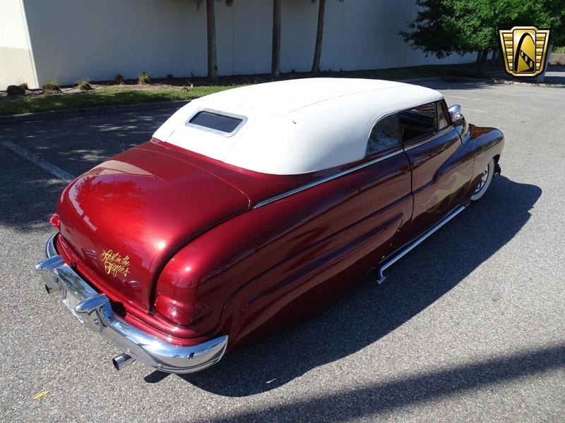 1949 Mercury Custom Convertible - Lost in the fifties 20180325