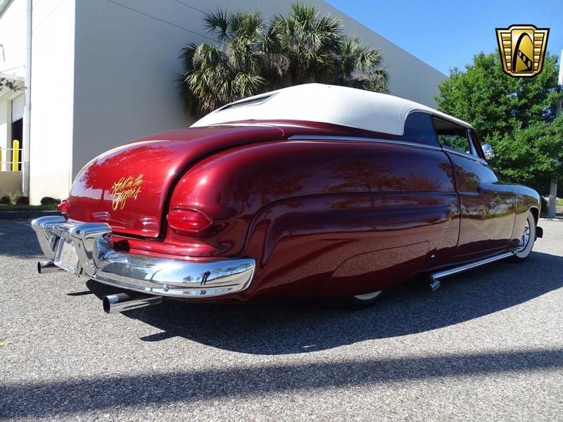 1949 Mercury Custom Convertible - Lost in the fifties 20180326