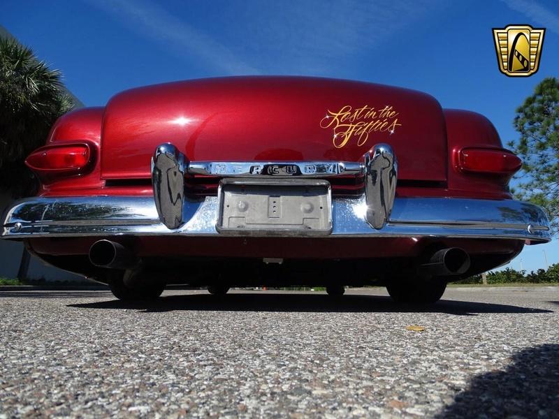 1949 Mercury Custom Convertible - Lost in the fifties 20180327