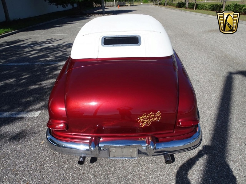 1949 Mercury Custom Convertible - Lost in the fifties 20180328