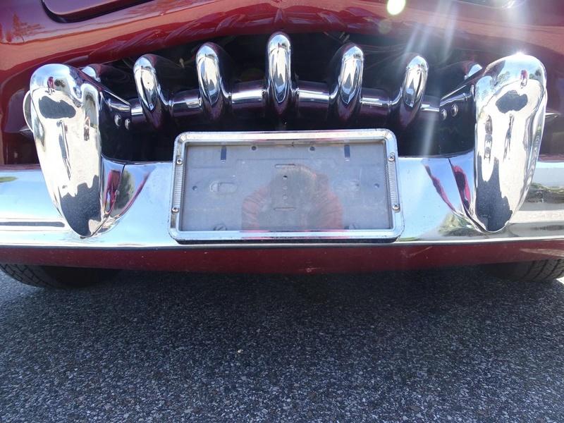 1949 Mercury Custom Convertible - Lost in the fifties 20180332