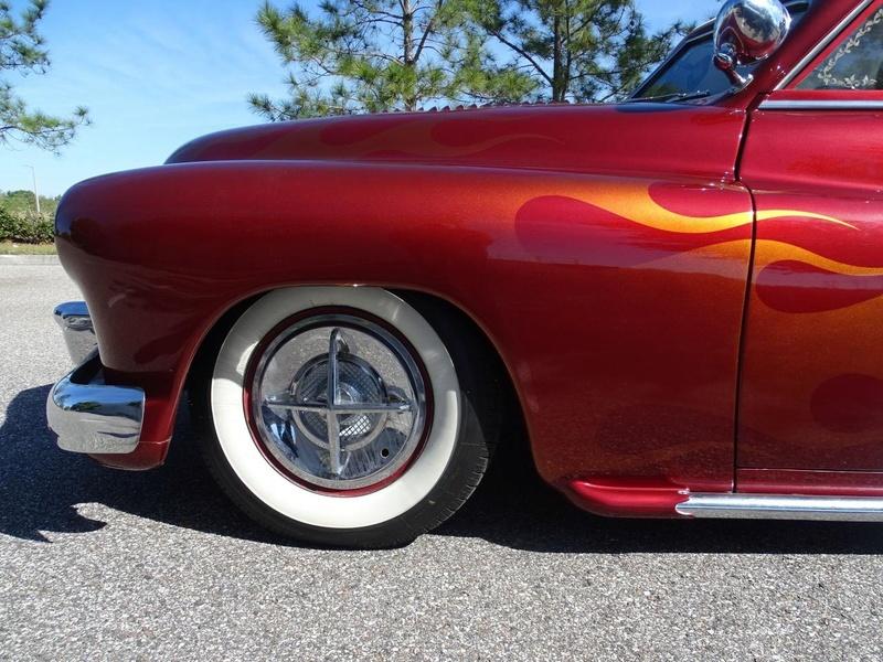 1949 Mercury Custom Convertible - Lost in the fifties 20180334