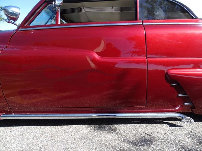 1949 Mercury Custom Convertible - Lost in the fifties 20180335