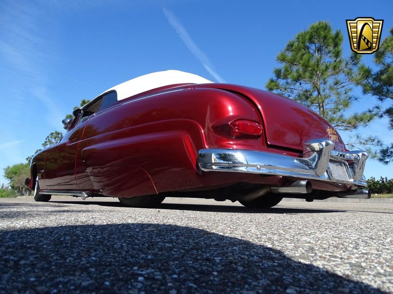 1949 Mercury Custom Convertible - Lost in the fifties 20180336