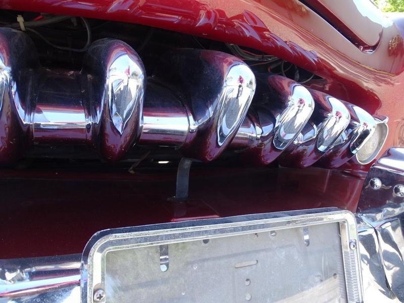 1949 Mercury Custom Convertible - Lost in the fifties 20180337