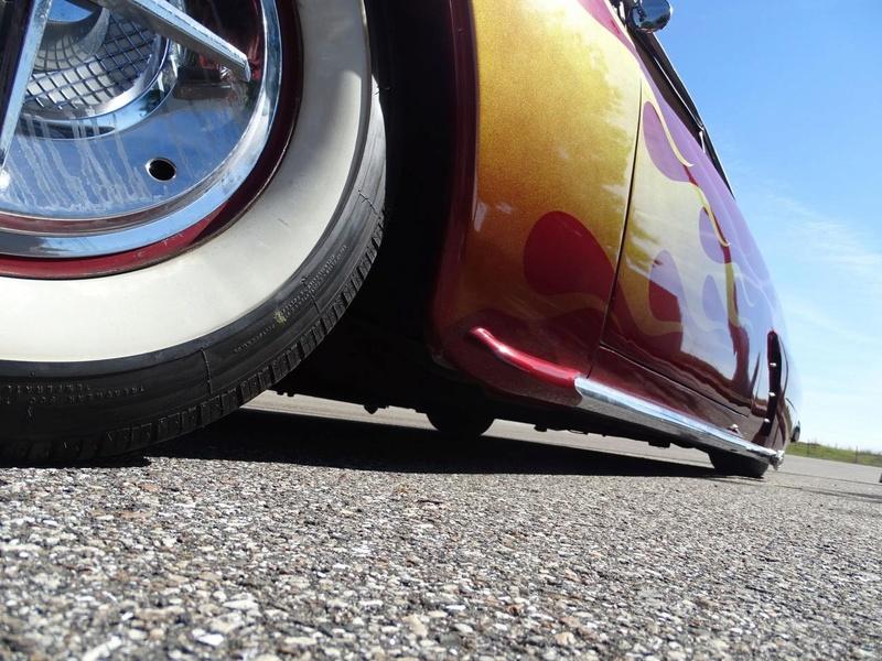 1949 Mercury Custom Convertible - Lost in the fifties 20180339