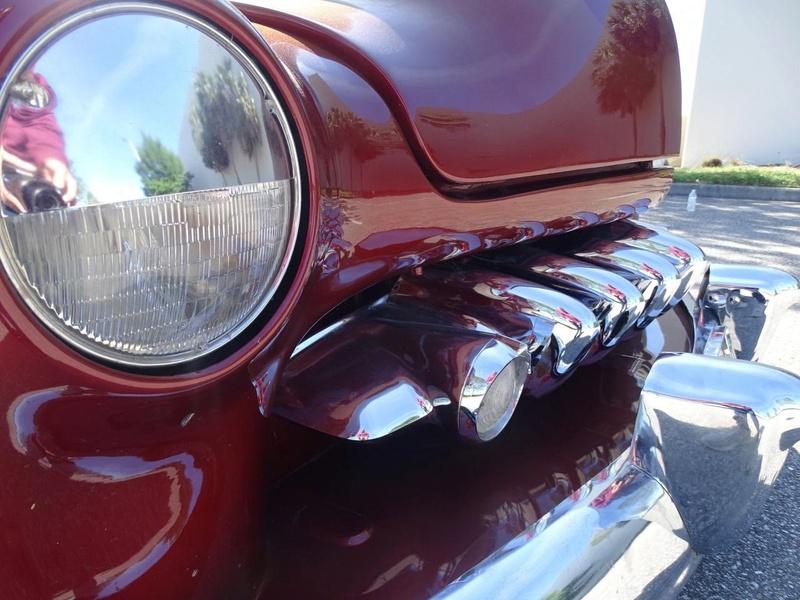 1949 Mercury Custom Convertible - Lost in the fifties 20180341