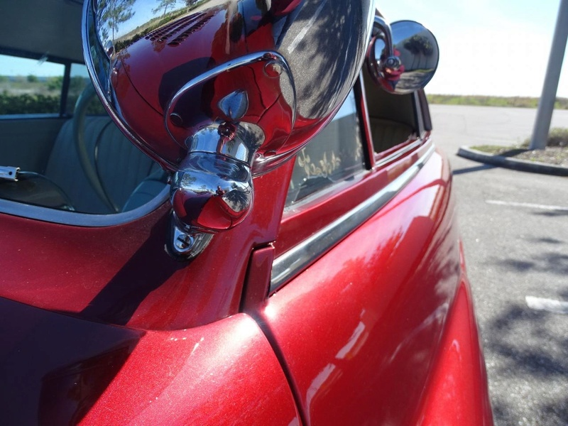 1949 Mercury Custom Convertible - Lost in the fifties 20180342