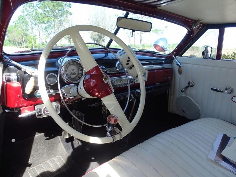 1949 Mercury Custom Convertible - Lost in the fifties 20180343