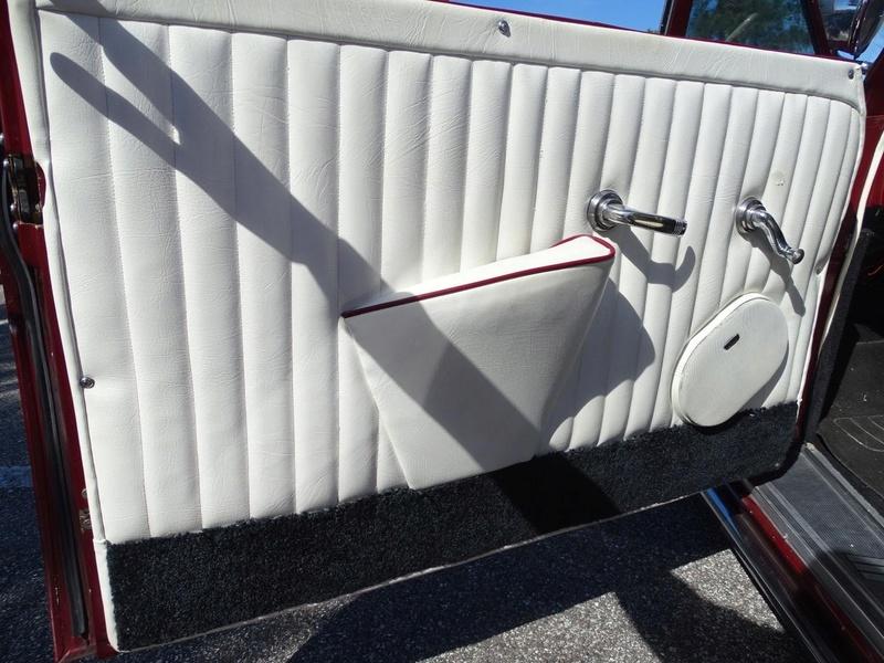 1949 Mercury Custom Convertible - Lost in the fifties 20180344