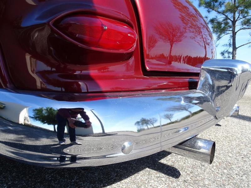 1949 Mercury Custom Convertible - Lost in the fifties 20180346