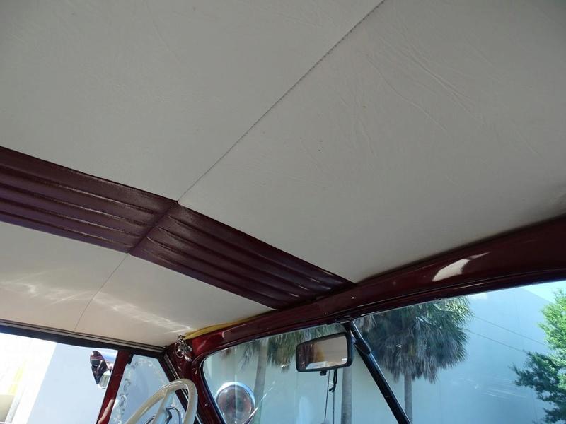 1949 Mercury Custom Convertible - Lost in the fifties 20180349