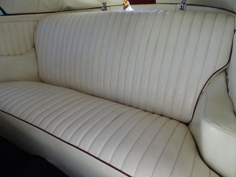 1949 Mercury Custom Convertible - Lost in the fifties 20180350