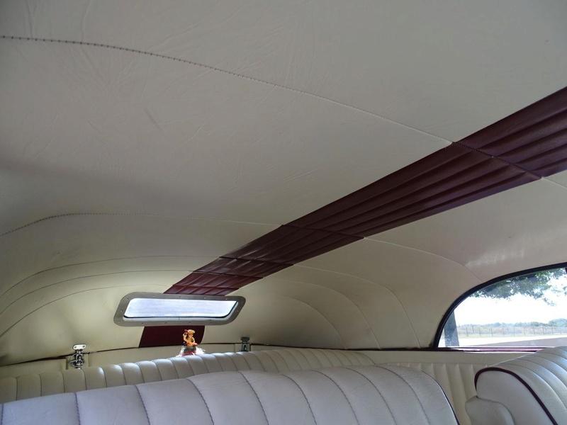 1949 Mercury Custom Convertible - Lost in the fifties 20180351