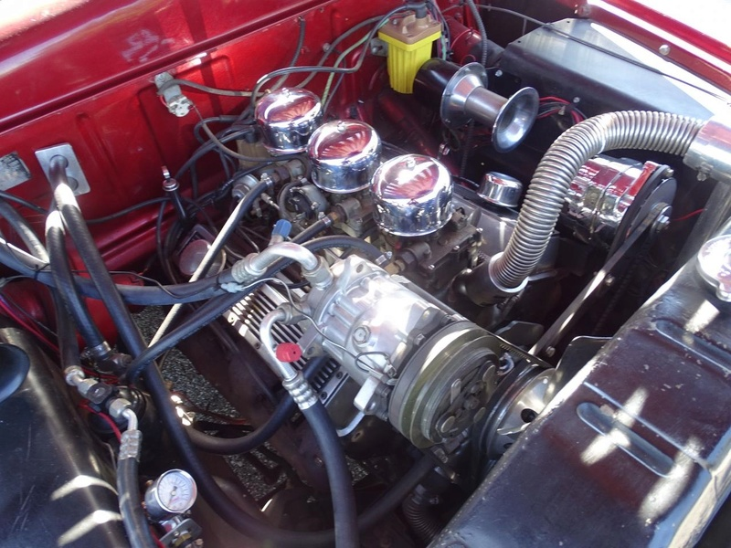 1949 Mercury Custom Convertible - Lost in the fifties 20180353