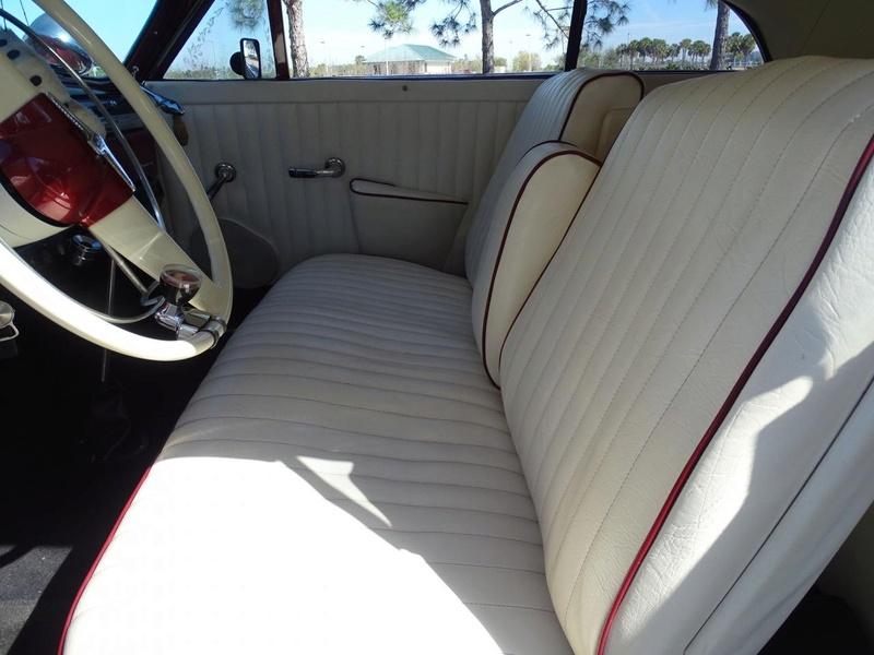 1949 Mercury Custom Convertible - Lost in the fifties 20180355