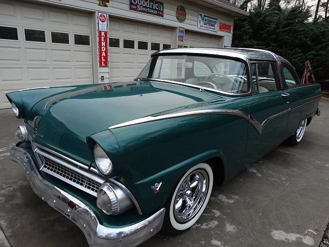 Ford 1955 - 1956 custom & mild custom - Page 7 20180357