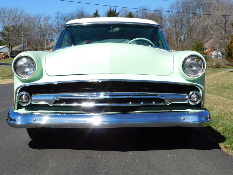 Ford 1952 - 1954 custom & mild custom - Page 10 2115