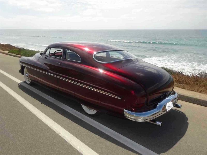 1950 Mercury - Rick Dore 212