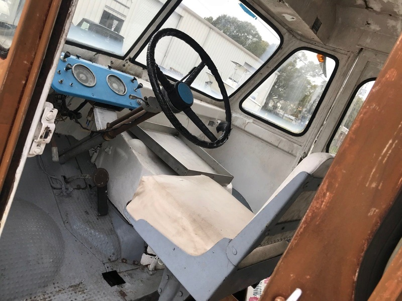 1958 Ford ice cream truck 2213