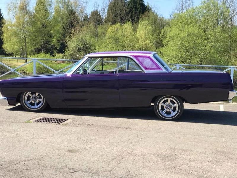 Ford & Mercury 1965- 67 custom & mild custom 22540010